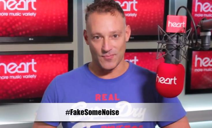 Toby Anstis Fakes Some Noise
