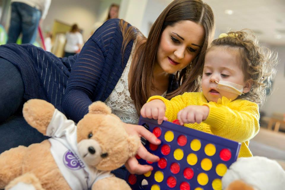 We're proud to be supporting more than 100 charities across the UK