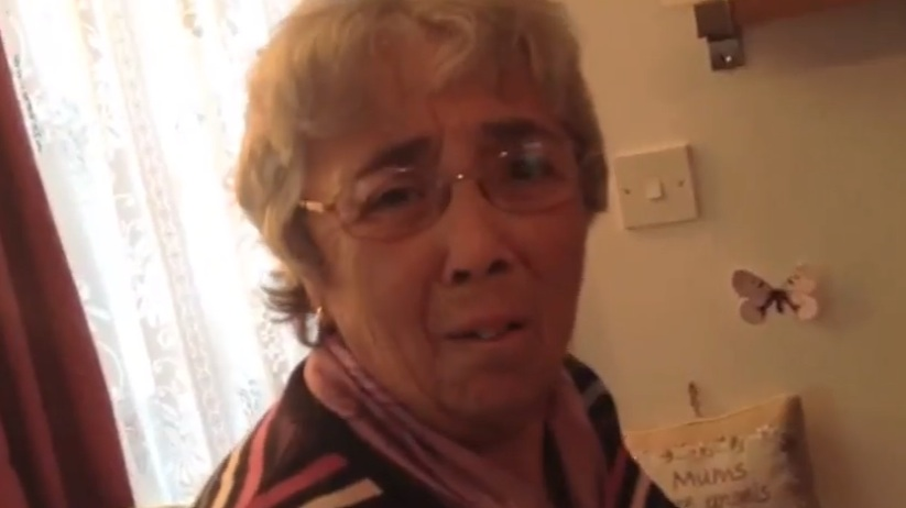 Granny Lil Fakes Some Noise