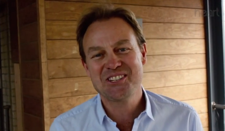 Jason Donovan Fakes Some Noise