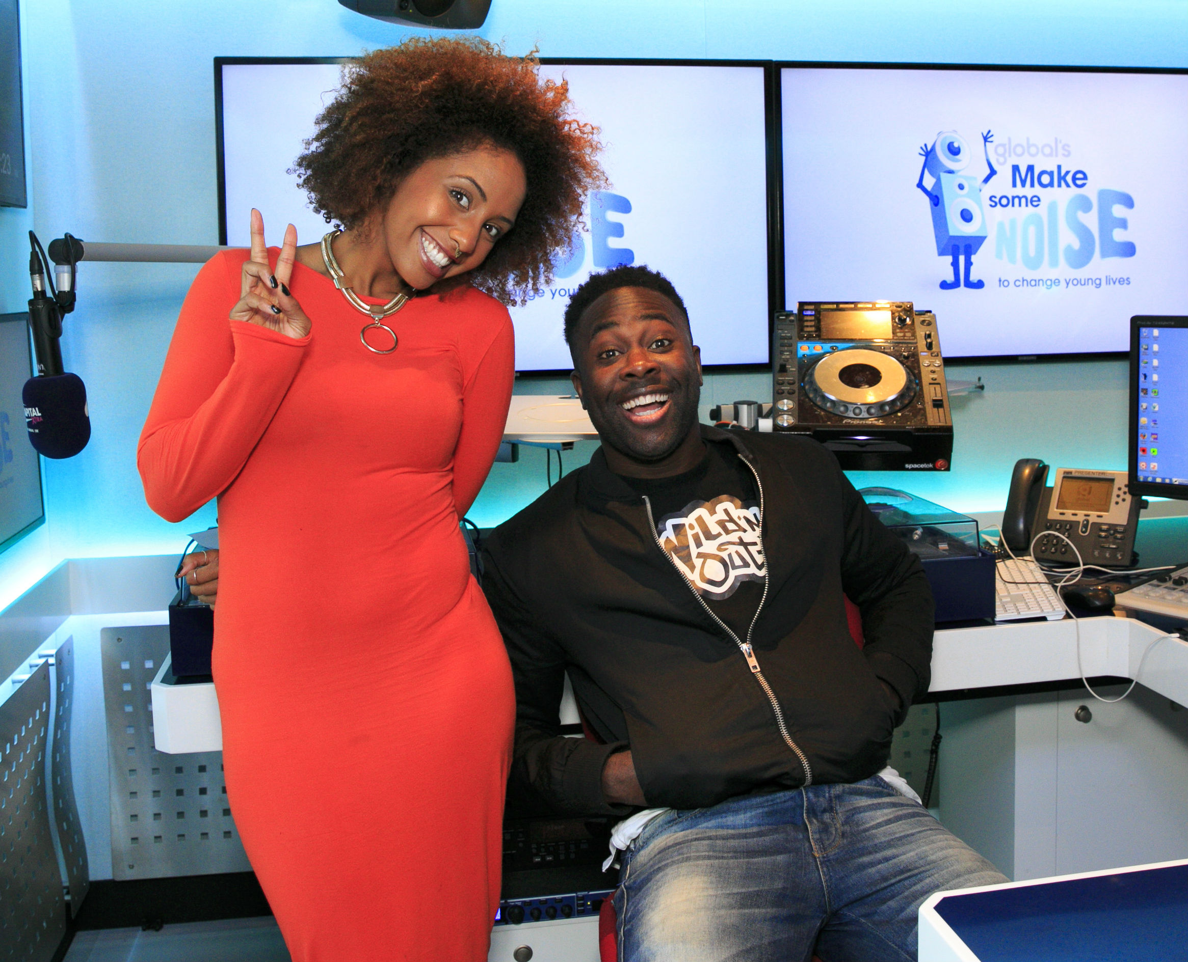 Capital XTRA's Make Some Noise Round-Up