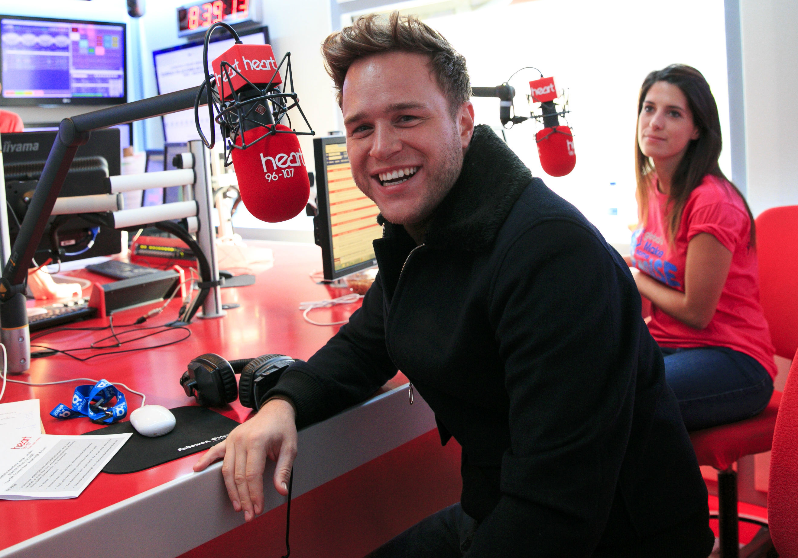 Watch Olly Murs Perform A Charity Version Of 'Dance With Me Tonight'