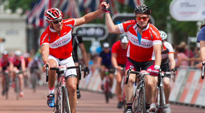 Take part in Prudential RideLondon-Surrey 100