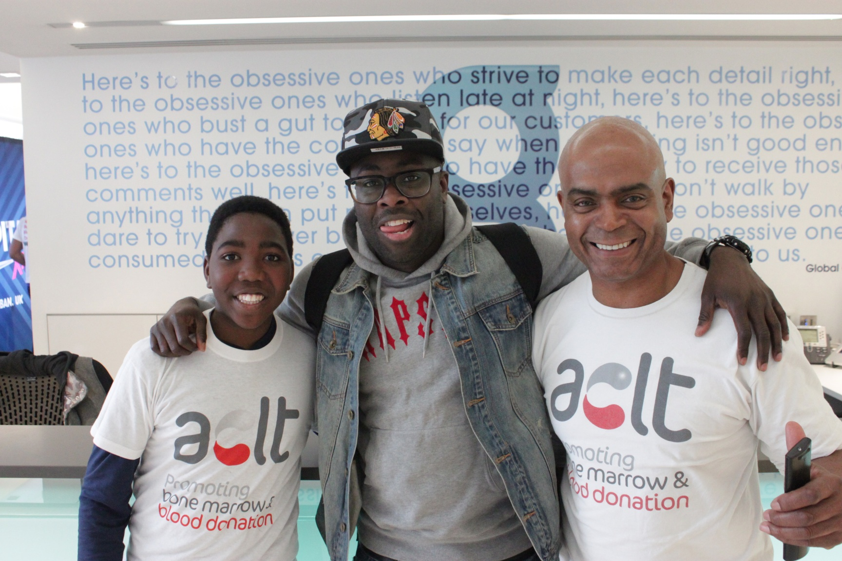 ACLT Donor Drive with Capital XTRA