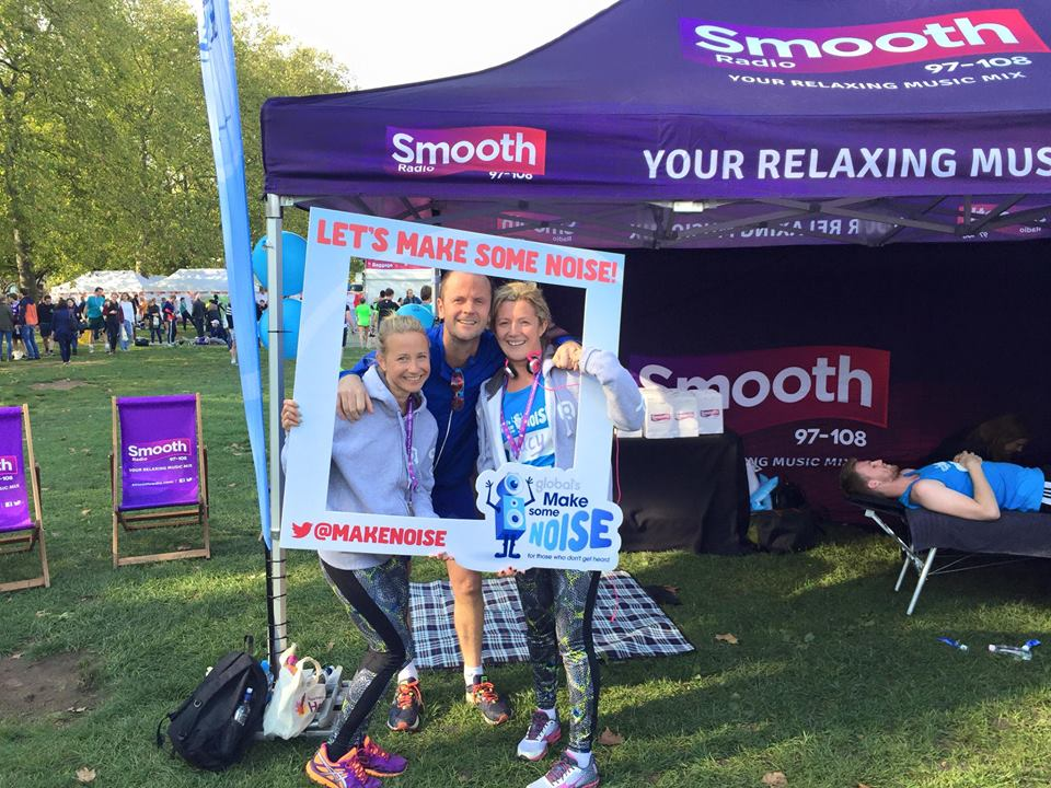 Run the Royal Parks with Smooth