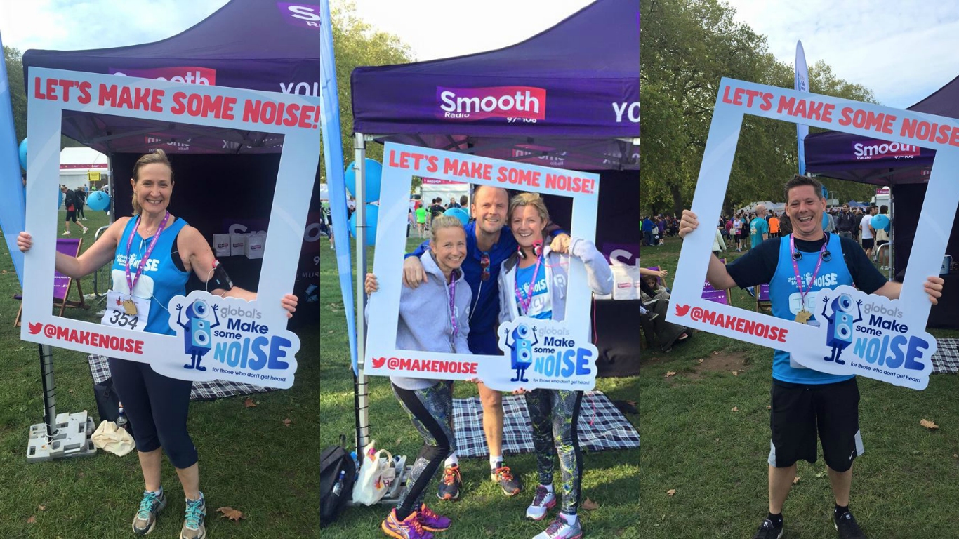 The Royal Parks Foundation Half Marathon with Smooth