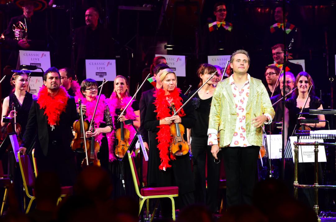 Classic FM Live stars Dress Loud at the Royal Albert Hall