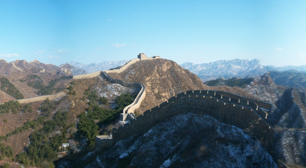 Join us to trek the Great Wall of China in 2017