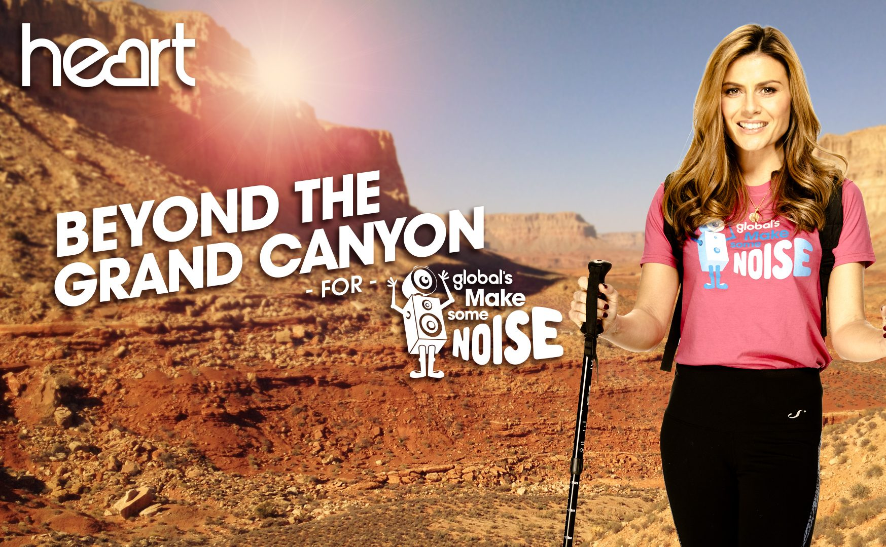 All the action from our Beyond The Grand Canyon Trek