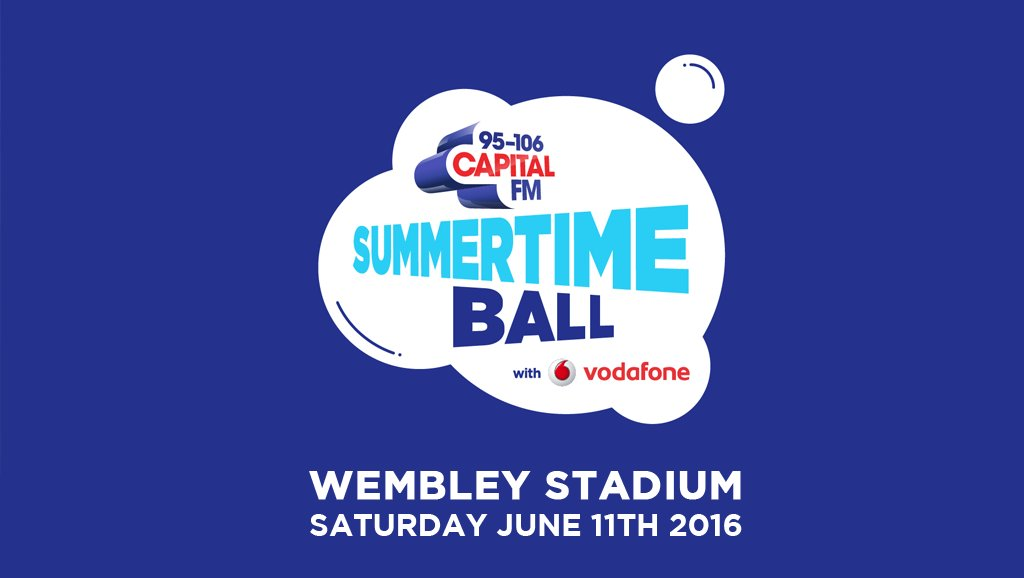 Capital Summertime Ball with Vodafone - what a day!