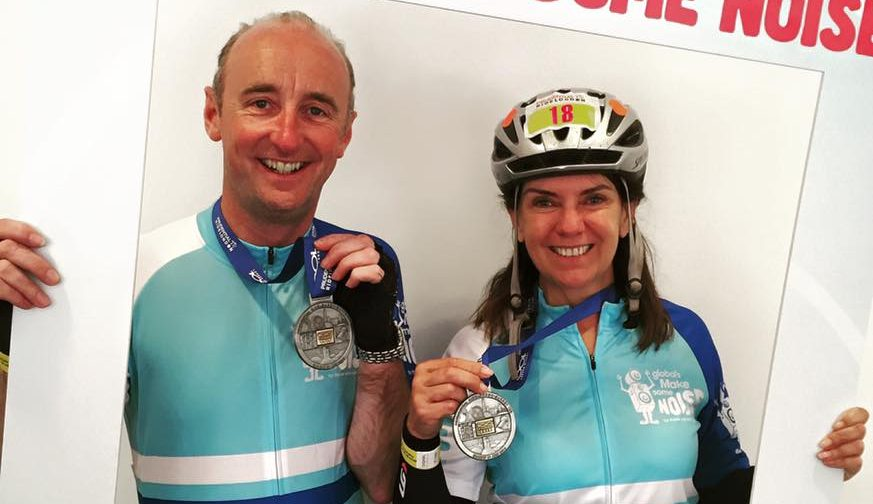 Well Done to our RideLondon Team