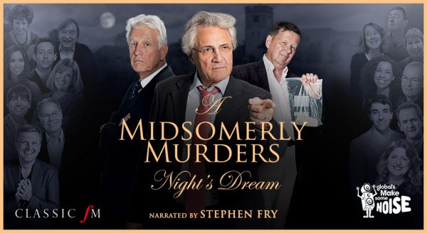 Buy Classic FM's Charity Play 'A Midsomerly Murders Night's Dream'