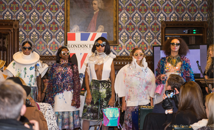 We made some noise at London Fashion Week