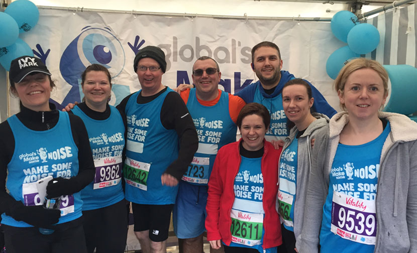 Congratulations to our Brighton Half Marathon 2017 runners