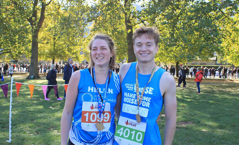 Run the Royal Parks Foundation Half Marathon