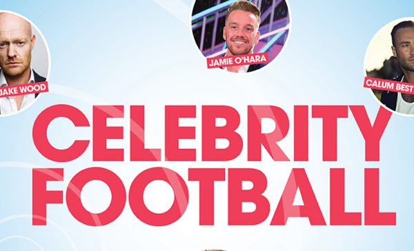 Kick off for Swindon Celebrity Football tickets