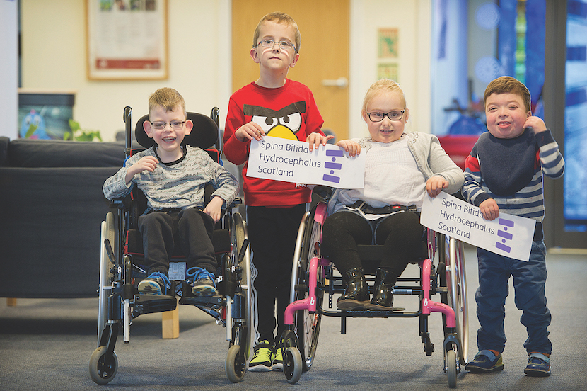 2017/18: Spina Bifida Scotland