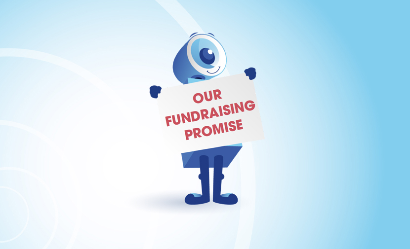 Our Fundraising Promise