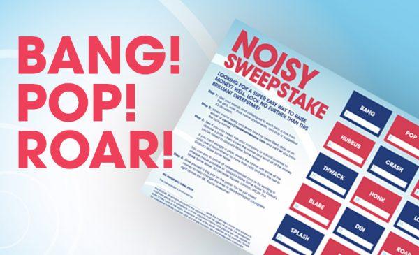 Noisy Sweepstake