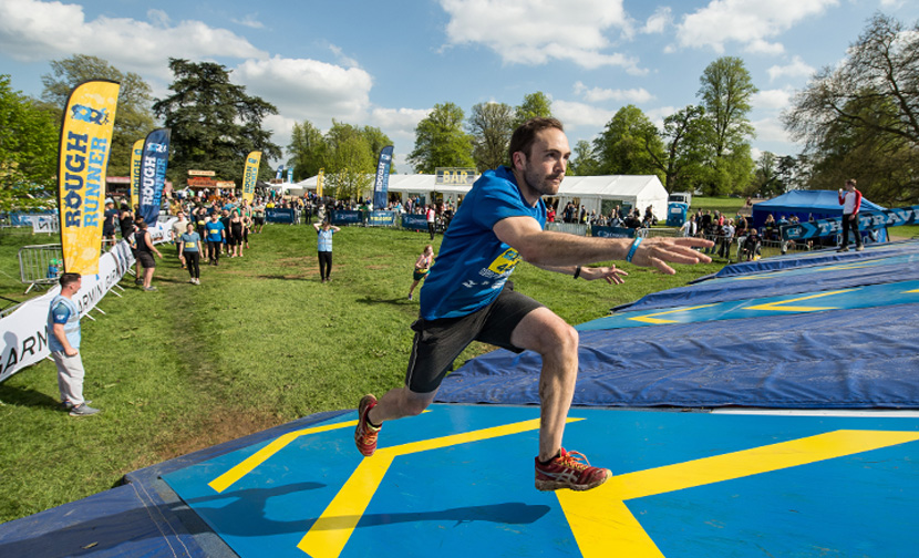 Have you got what it takes to complete Rough Runner?