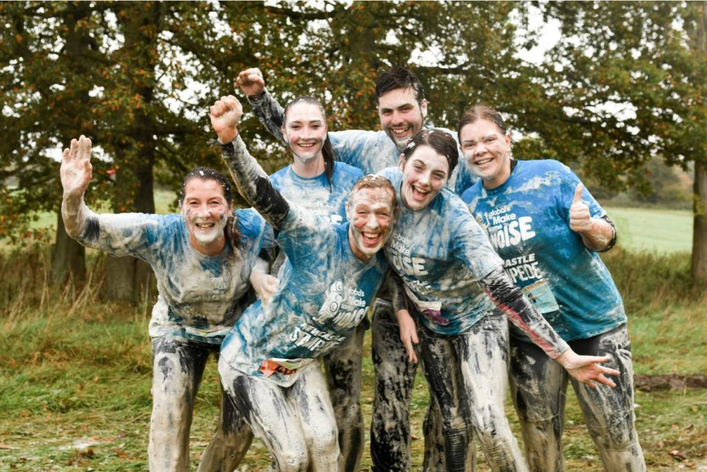 Get muddy at Newcastle Stampede