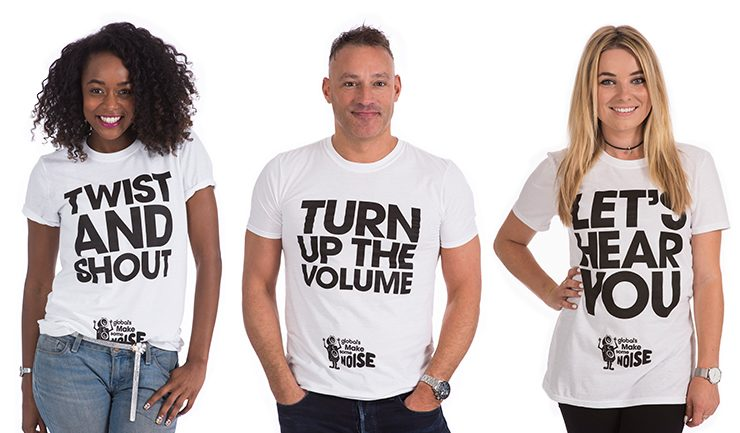 Get your own LOUD t-shirt