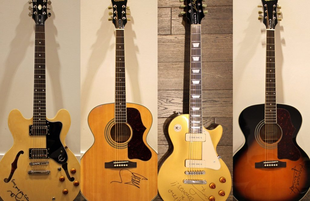 WIN: Seriously AMAZING guitars up for grabs 🎸