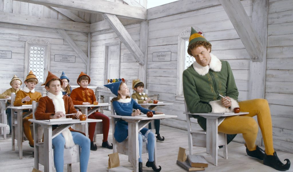 Heart are bringing Elf to a Cineworld near you