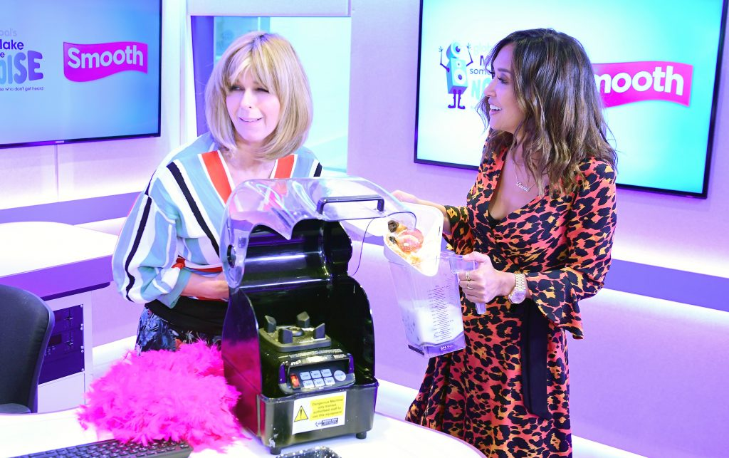 Kate Garraway completed her Smoothie Challenge