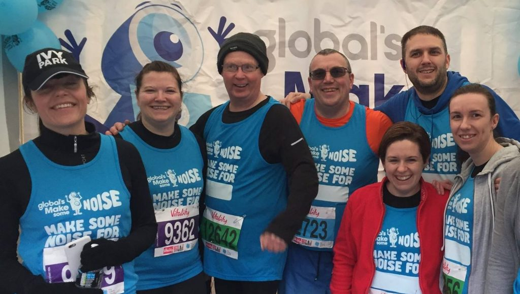 Run the Brighton Half Marathon for Make Some Noise
