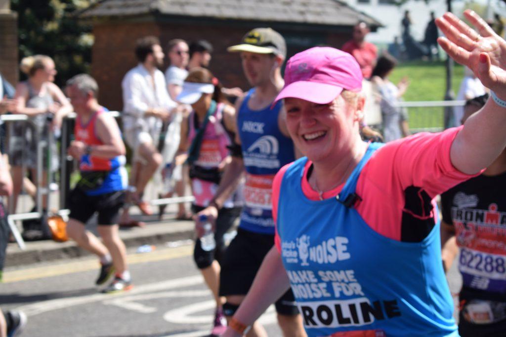 Run the 2019 Virgin Money London Marathon