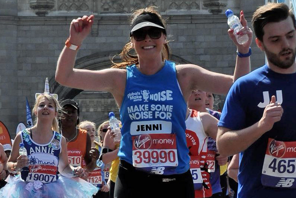 Run the 2020 Virgin Money London Marathon