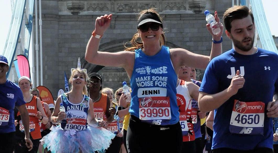 Run the 2020 Virgin Money London Marathon