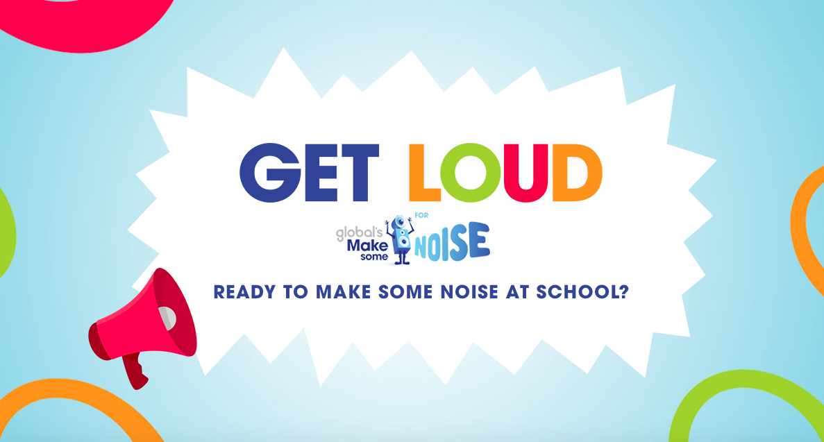 Get Loud at School 📚
