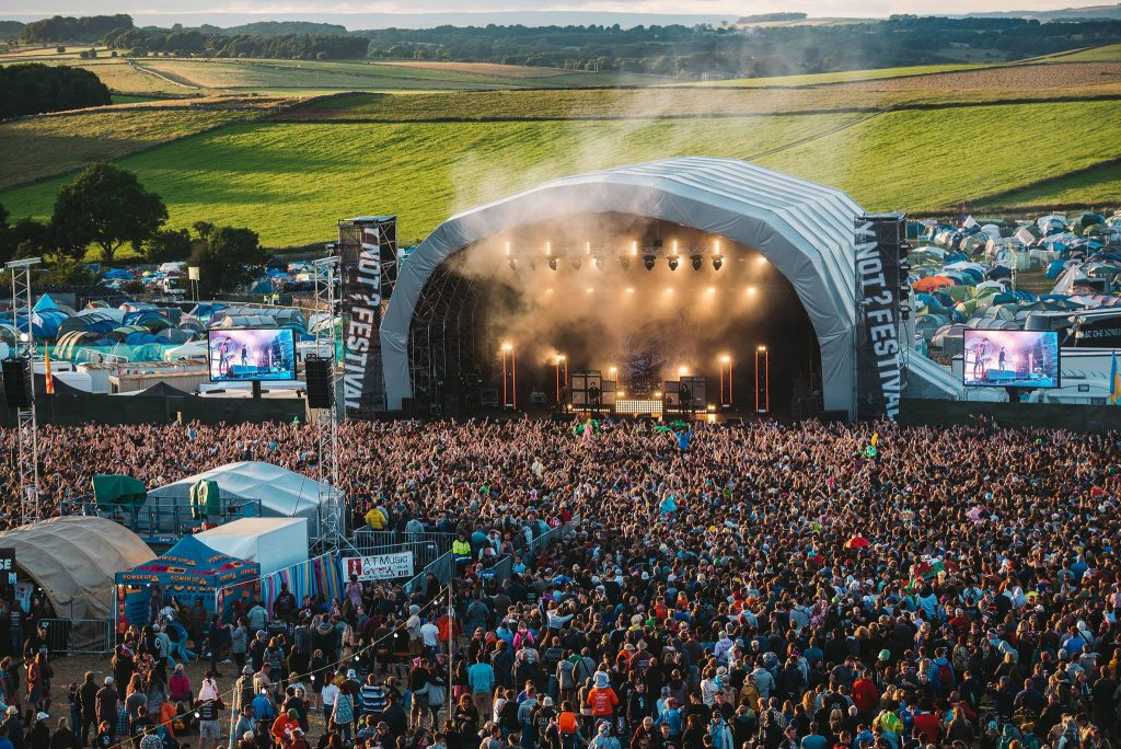 Win VIP tickets to Y NOT Festival!