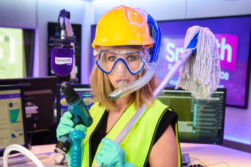 Kate Garraway Completes Her 24-Hour Job Hop!