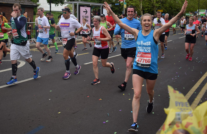Congratulations to our amazing 2019 London Marathon runners!