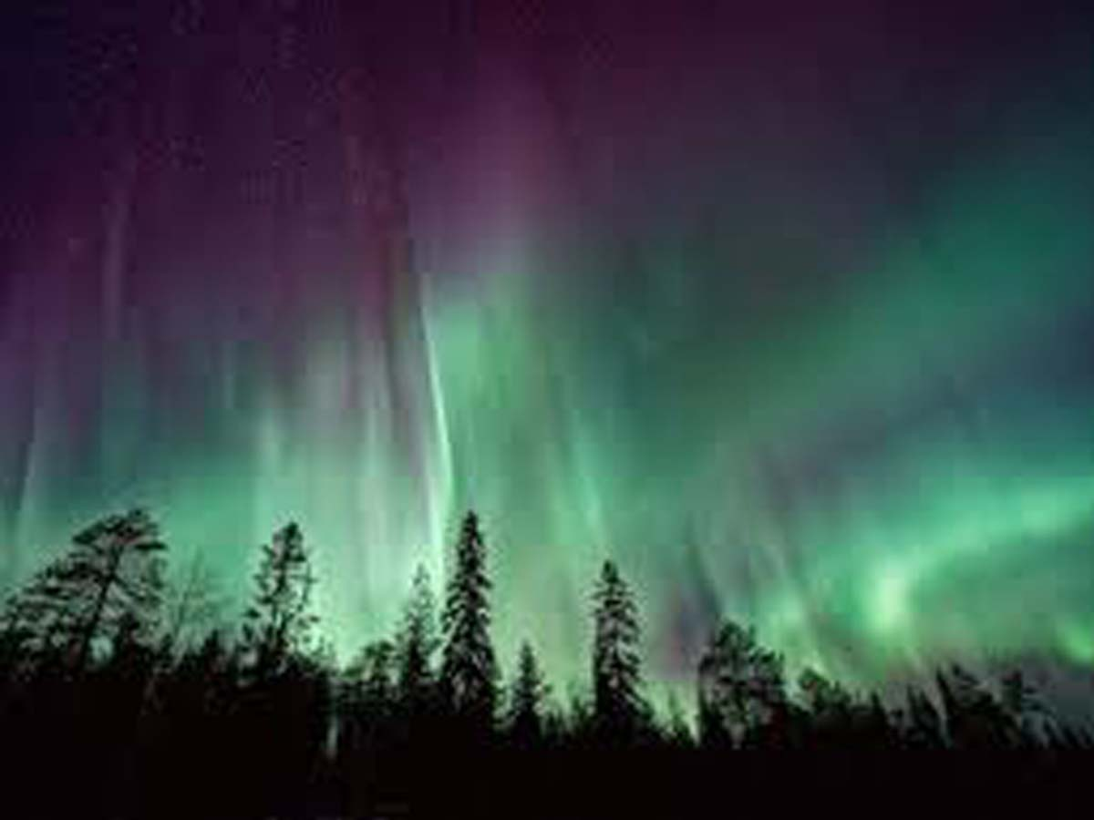 WIN a trip to see the Northern Lights