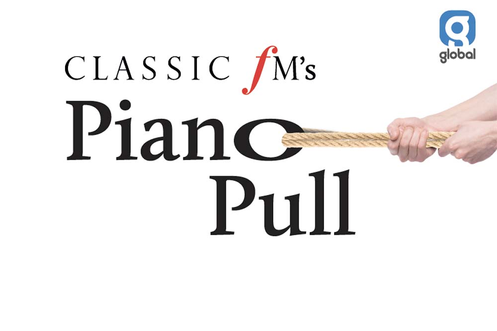 More Music Breakfast presenter Tim takes on Classic FM's Piano Pull