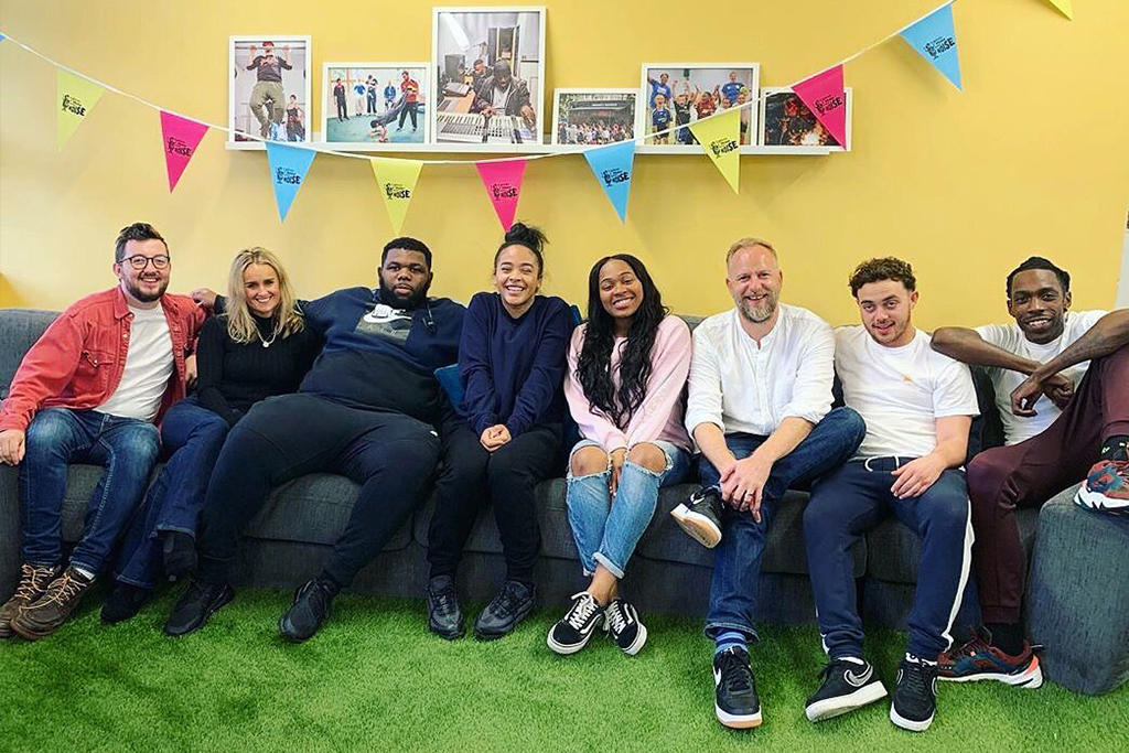 Capital Xtra take a trip to #MakeSomeNoise charity Regenerate UK