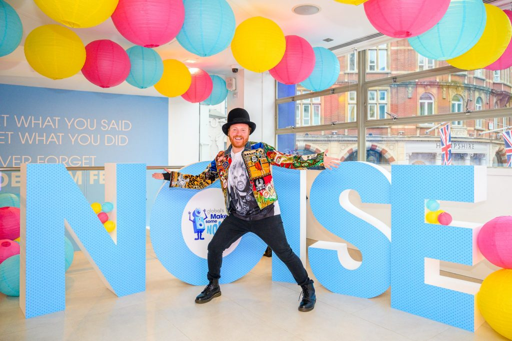 The BEST bits from Global's Make Some Noise Day!
