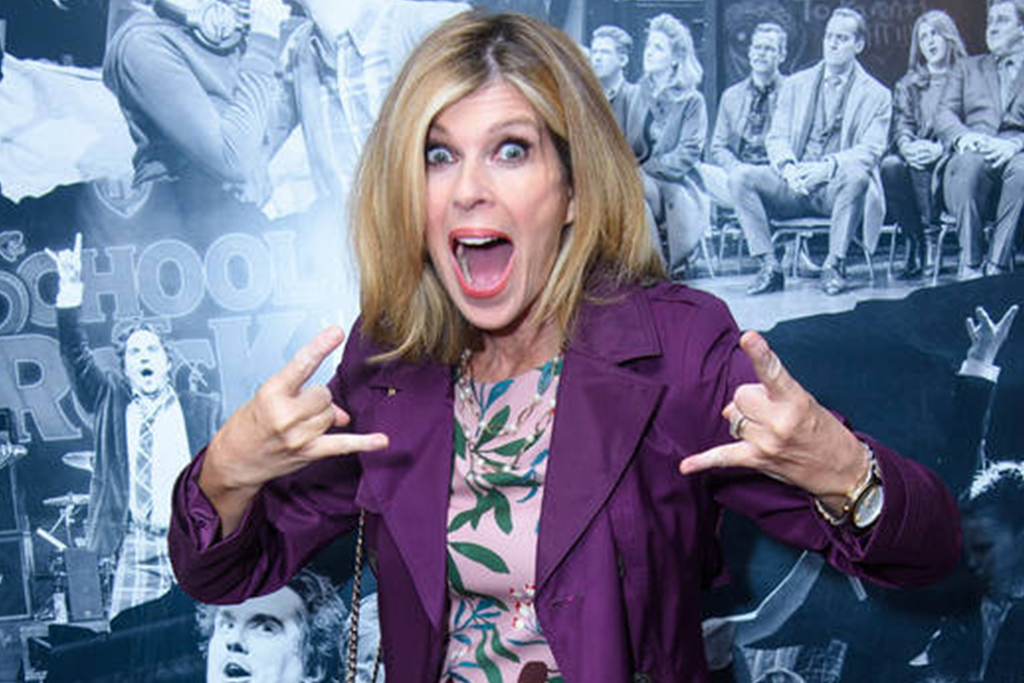 Smooth Radio's Kate Garraway Appeared In 5 West End Shows In 1 Day
