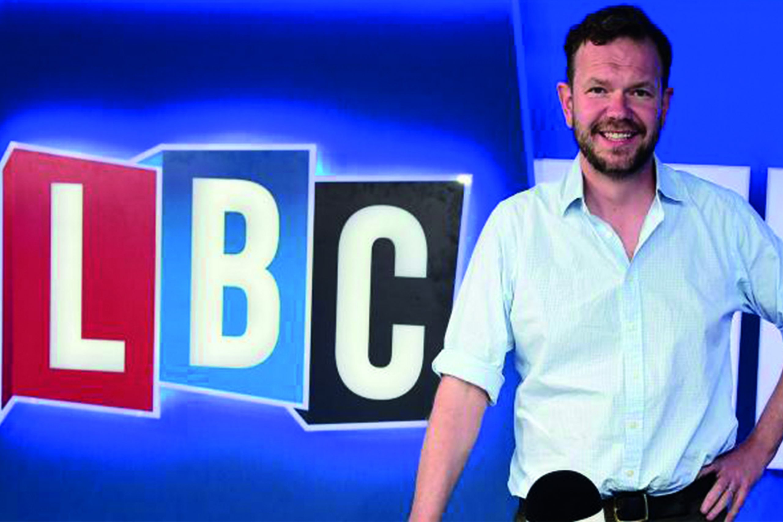 Watch Full Disclosure With James O'Brien: LIVE