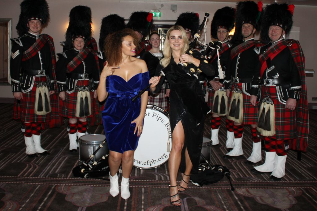 Marriott Hotel's Burns Night raises £110,000 for Make Some Noise