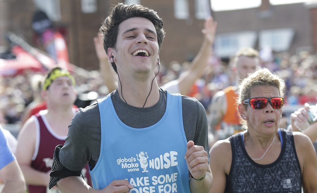 It's back! Run The Great North Run this autumn