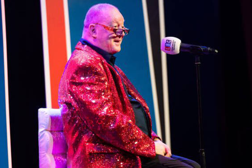 An Audience with Steve Allen - live on stage: listen now