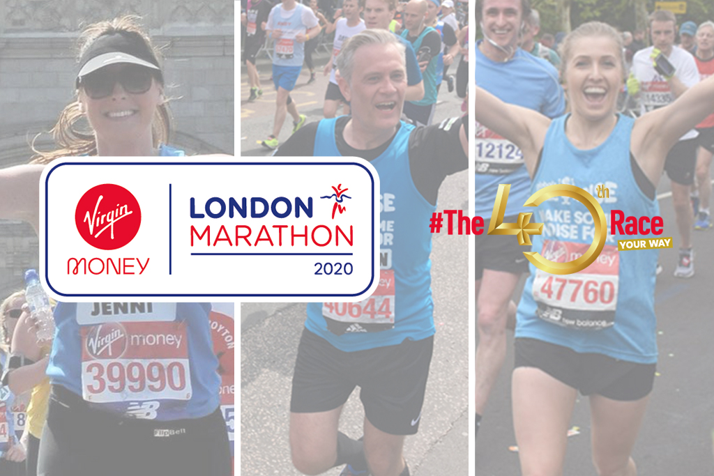 Take on the 2020 Virtual London Marathon SOLD OUT