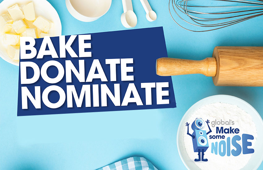 Bake, Donate and Nominate