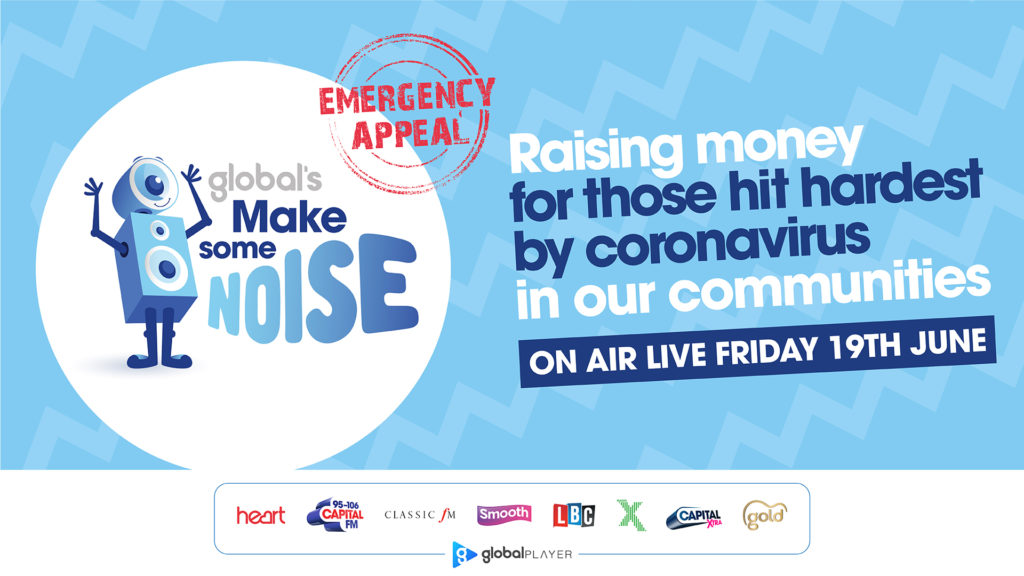 An Emergency Appeal from Global's Make Some Noise