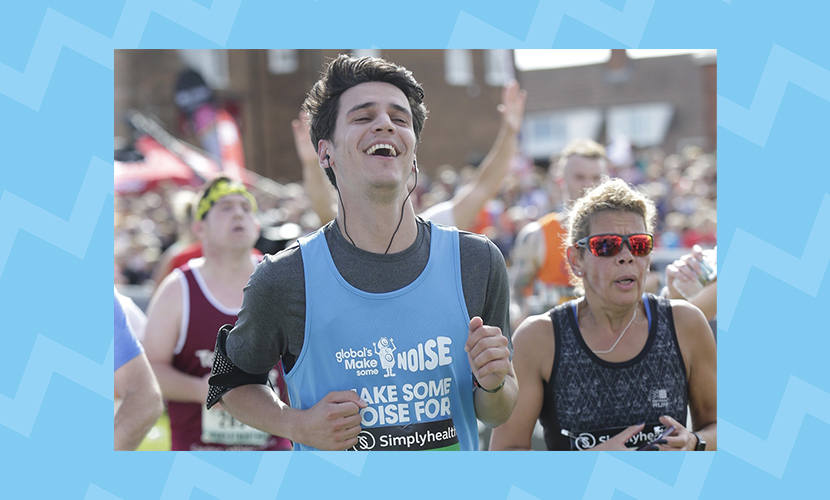 The Official Virtual Great North Run 2020